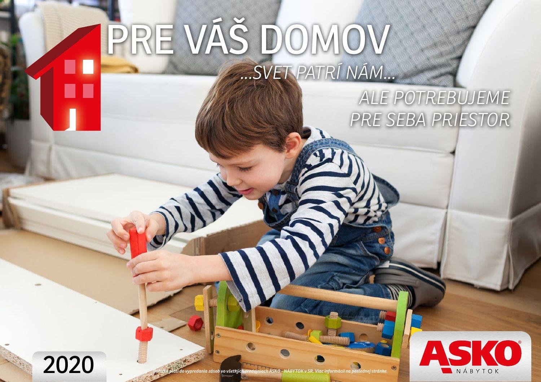 Propagačný leták ASKO - Strona 1